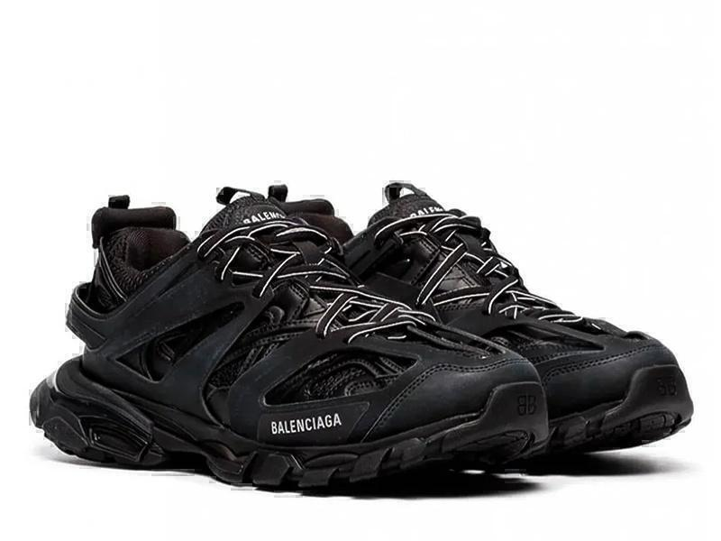 Balenciaga track black  фото #2 в «GetKeds»