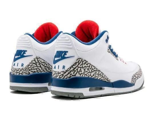 Nike air jordan 3 retro white  фото #3 в «GetKeds»