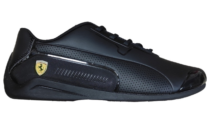 Кроссовки Puma Scuderia Ferrari Drift Cat 8 black фото в «GetKeds»
