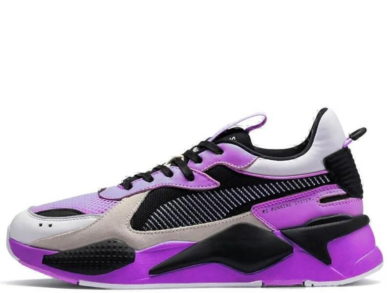 Кроссовки  Puma RS-X Toys Purple фото в «GetKeds»