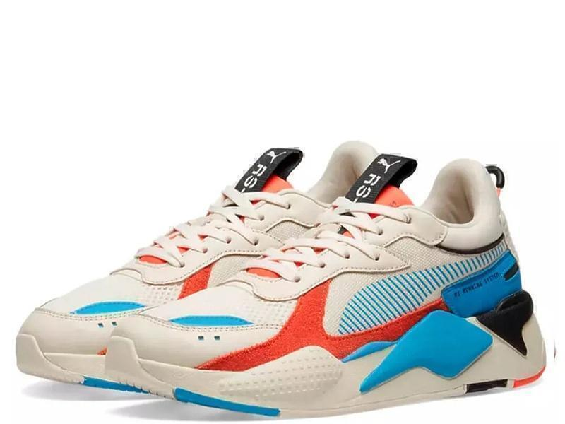 Puma RS-X Reinvention Blue/Red фото #4 в «GetKeds»