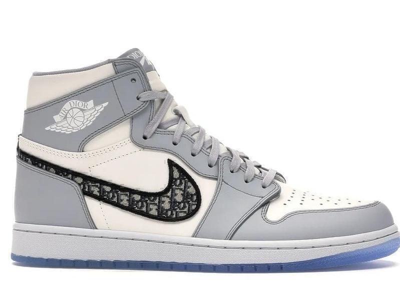 Nike Air Jordan 1 Retro Dior фото #2 в «GetKeds»