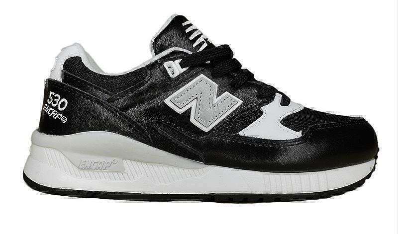 Кроссовки New Balance 530 Athleisure X (Black/White) фото в «GetKeds»