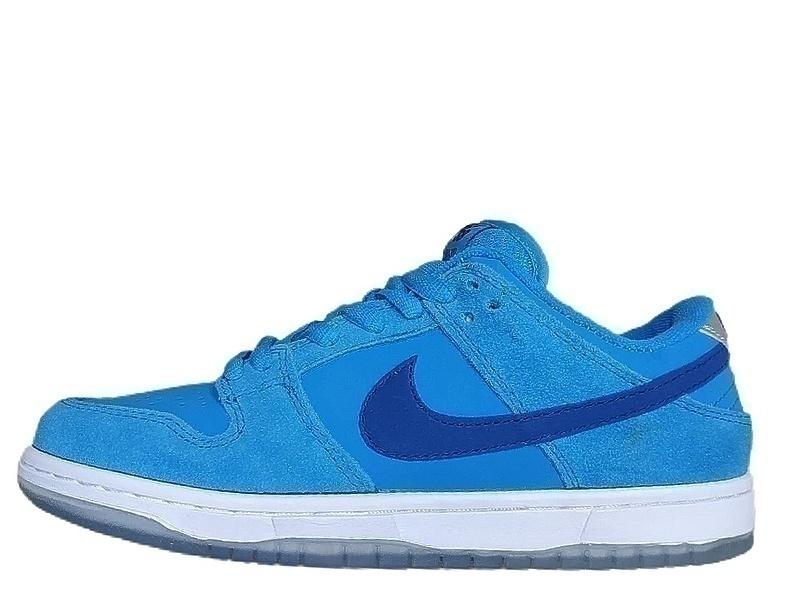 Кроссовки Dunk low pro blue fury фото в «GetKeds»