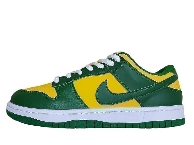 Кроссовки Nike Dunk low Brazil фото в «GetKeds»