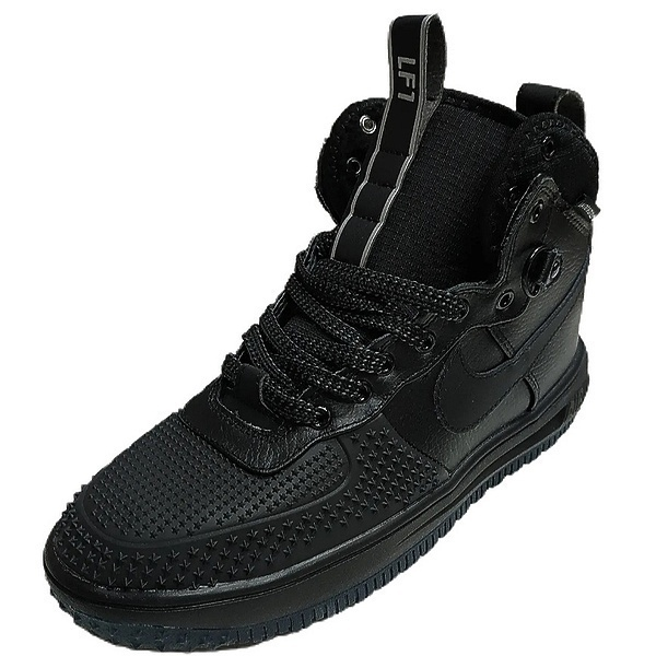 Nike Lunar Force 1 Duckboot (all Black) фото #2 в «GetKeds»