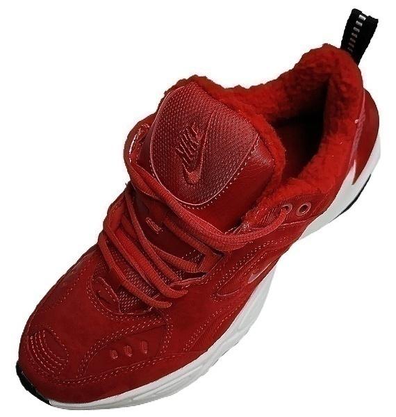 Nike m2k tekno red  фото #2 в «GetKeds»
