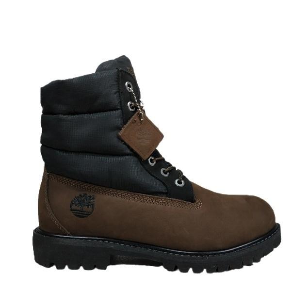 Ботинки Timberland brown  фото в «GetKeds»