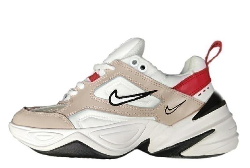 Кроссовки Nike m 2 k tekno beige  фото в «GetKeds»