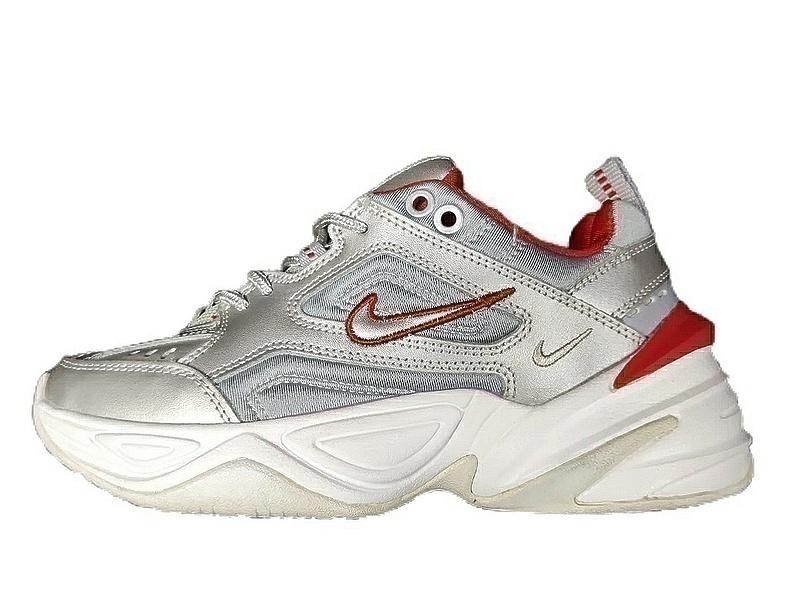 Кроссовки Nike m 2 k tekno silver  фото в «GetKeds»