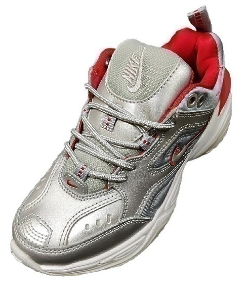 Nike m 2 k tekno silver  фото #2 в «GetKeds»