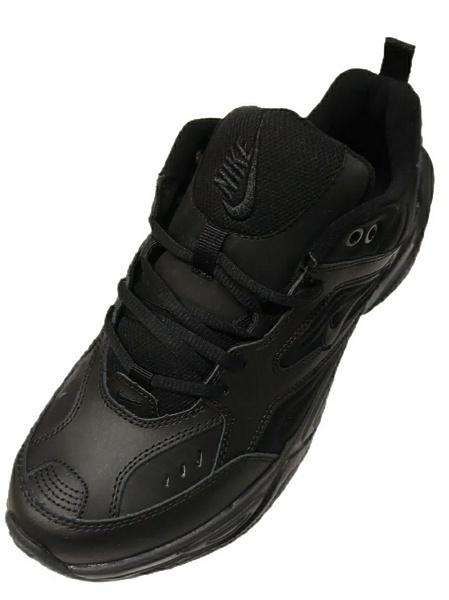 Nike m 2 k tekno all black  фото #2 в «GetKeds»