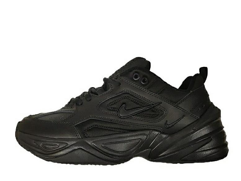 Кроссовки Nike m 2 k tekno all black  фото в «GetKeds»