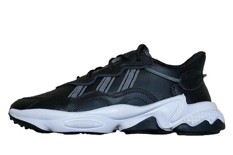 Кроссовки Adidas Ozweego 'X-Model Pack' black фото в «GetKeds»