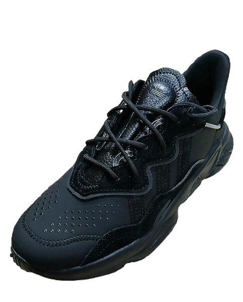 Adidas Ozweego 'X-Model Pack' all black  фото #2 в «GetKeds»