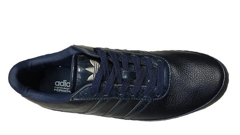 Adidas Porsche Design S3 (black/blue) фото #3 в «GetKeds»