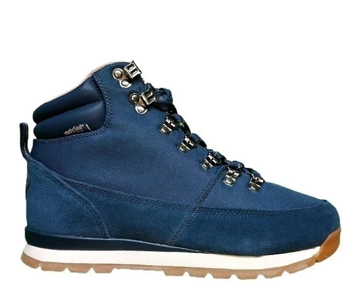 Ботинки North face blue  фото в «GetKeds»