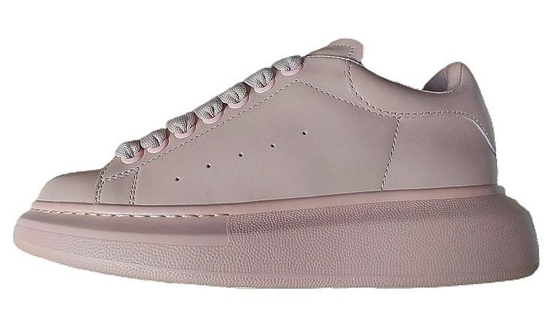 Кроссовки Alexander McQueen pink фото в «GetKeds»