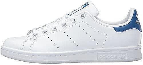 Кроссовки Adidas Stan Smith (White/blue) фото в «GetKeds»