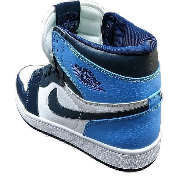 Nike Air Jordan 1 Retro High OG Obsidian/University Blue фото #3 в «GetKeds»