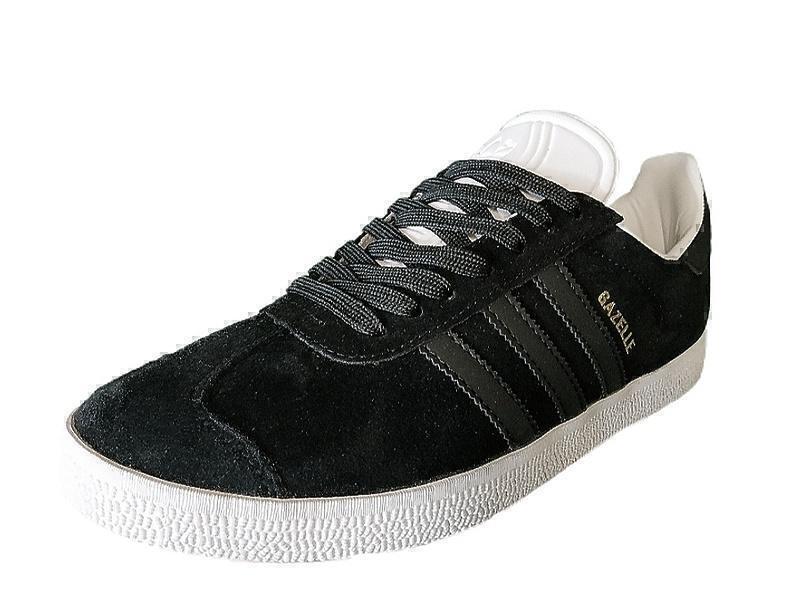 adidas gazelle black white  фото #2 в «GetKeds»