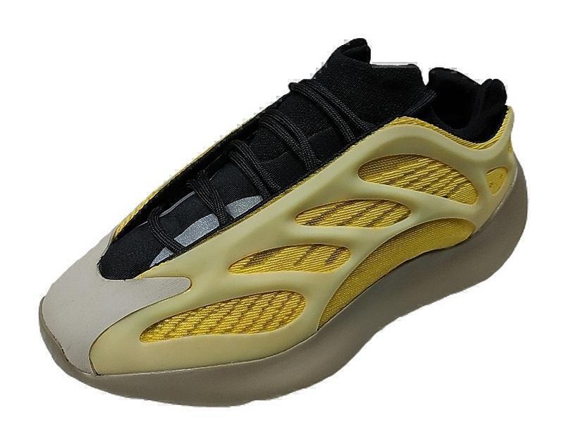 adidas yeezy boost 700 v3 yellow фото #2 в «GetKeds»