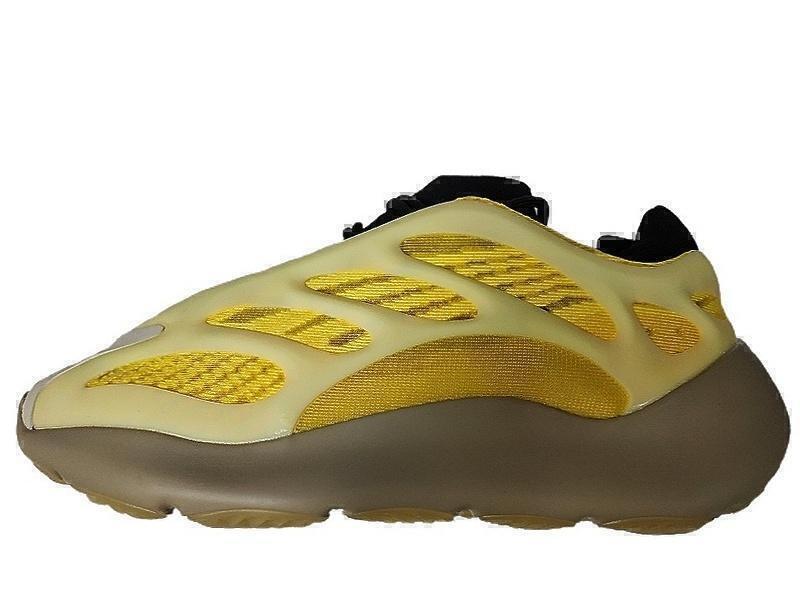 Кроссовки adidas yeezy boost 700 v3 yellow фото в «GetKeds»