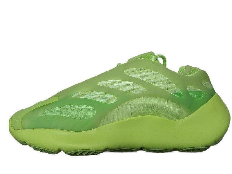 Кроссовки adidas yeezy boost 700 v3 ultra green  фото в «GetKeds»