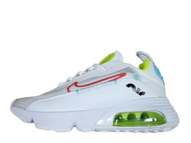 Кроссовки Nike Air Max 2090 white green фото в «GetKeds»