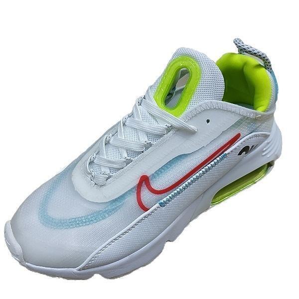 Nike Air Max 2090 white green фото #2 в «GetKeds»