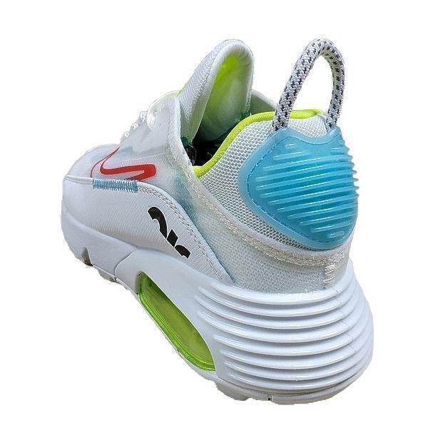 Nike Air Max 2090 white green фото #3 в «GetKeds»