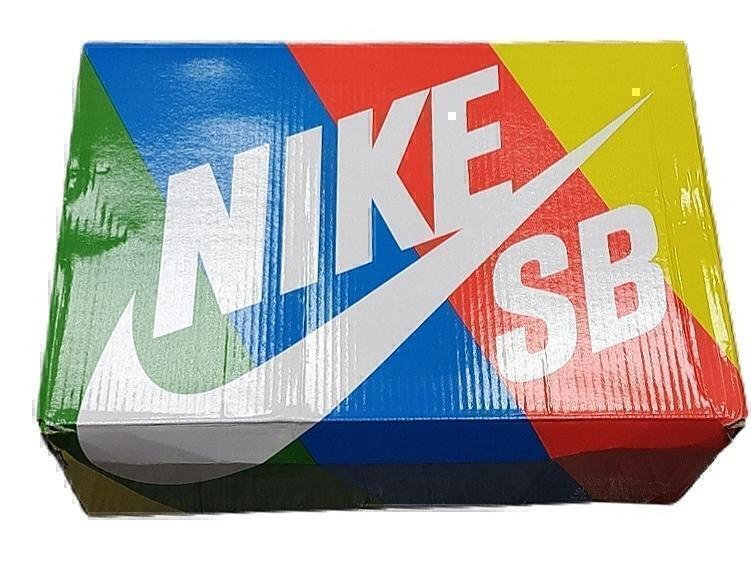 Nike SB Dunk Low Grateful Dead Bears Opti Yellow фото #3 в «GetKeds»
