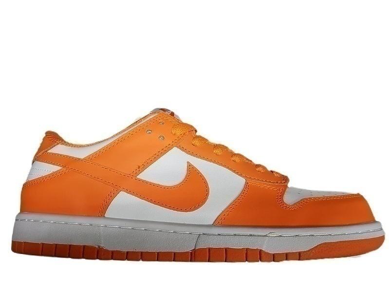 Кроссовки Nike Dunk Low Syracuse Orange  фото в «GetKeds»