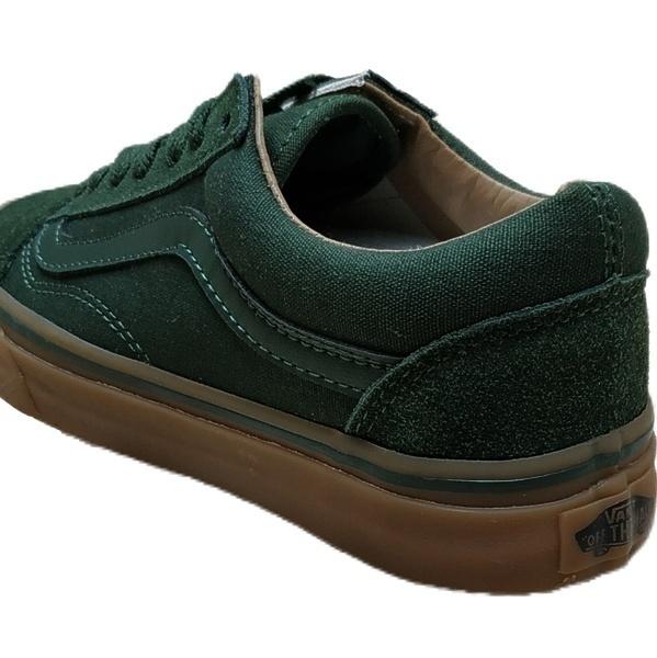 Vans Old Skool Gum green фото #3 в «GetKeds»