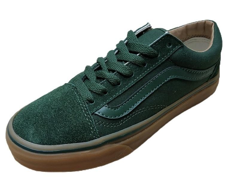 Vans Old Skool Gum green фото #2 в «GetKeds»