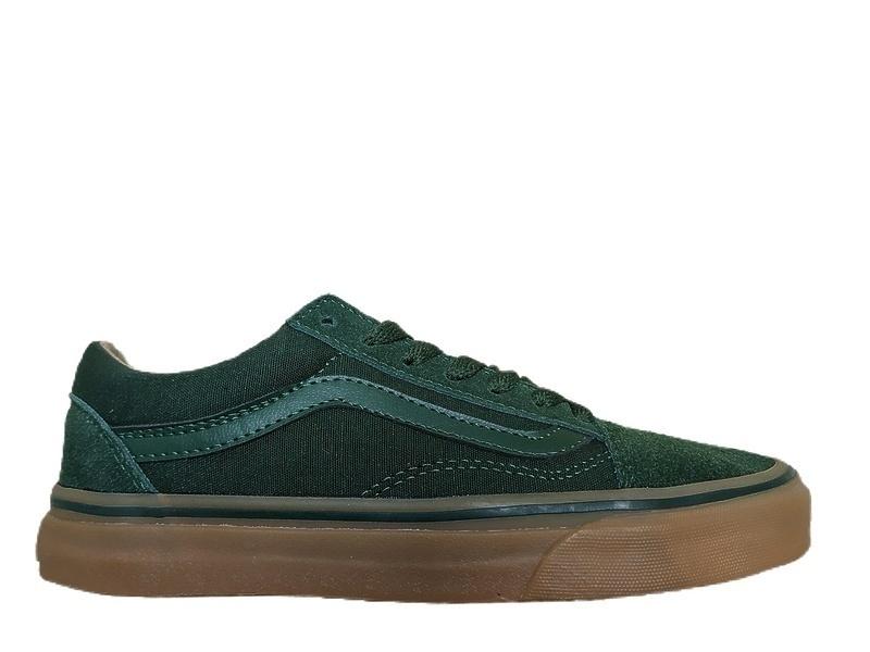 Vans Old Skool Gum green