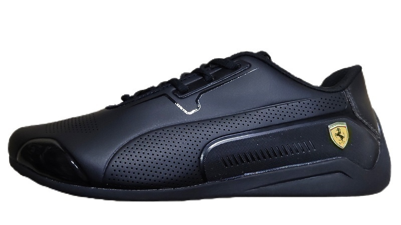 Puma Scuderia Ferrari Drift Cat 8 black фото #2 в «GetKeds»