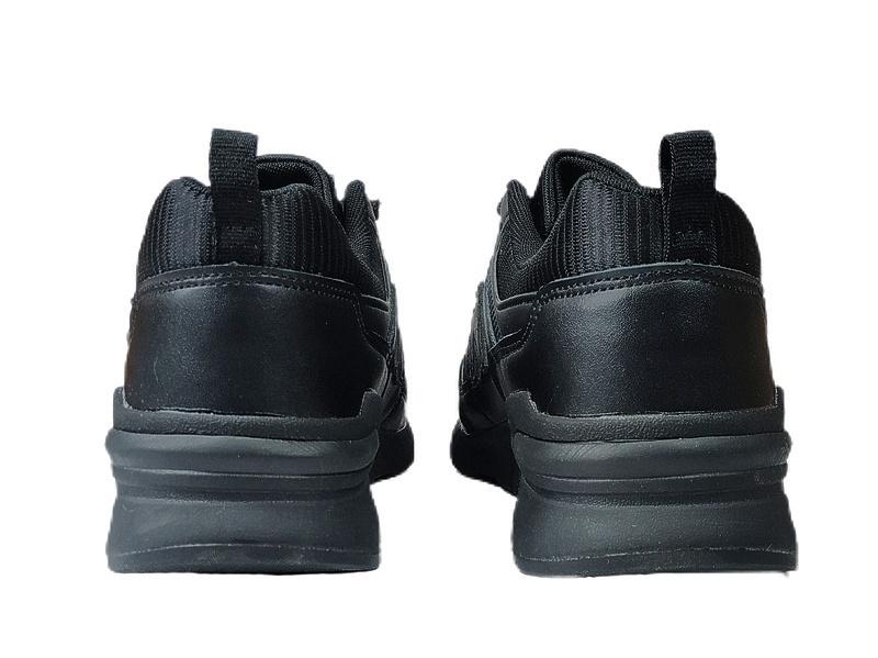 New balance 997 h all black leather фото #6 в «GetKeds»