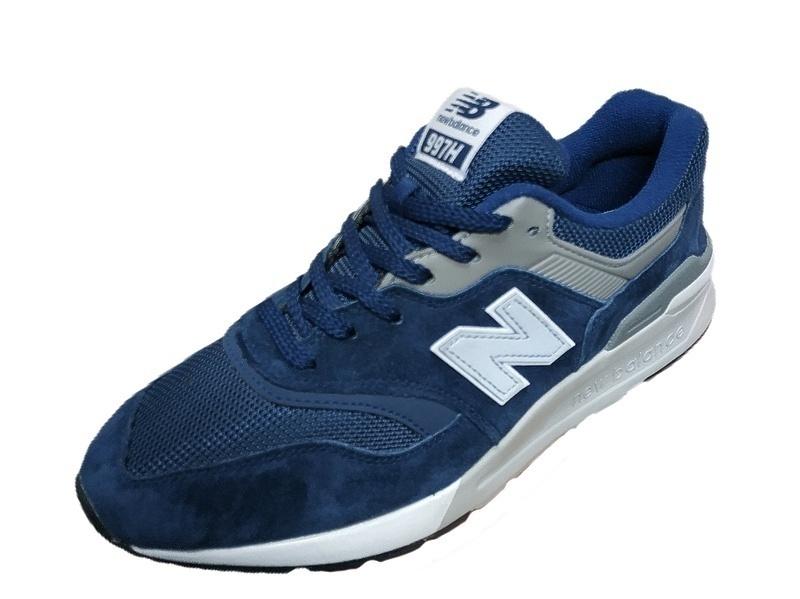 new balance 997 h blue  фото #2 в «GetKeds»