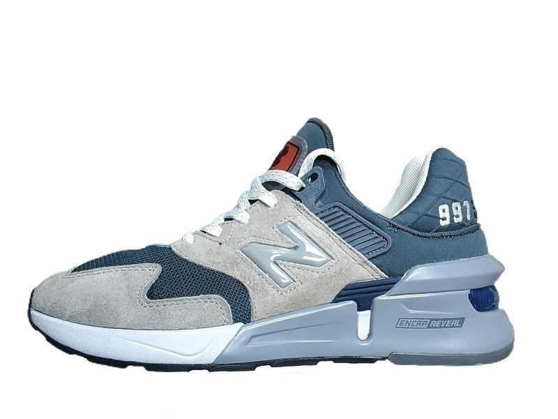 Кроссовки New balance 997 s black grey фото в «GetKeds»