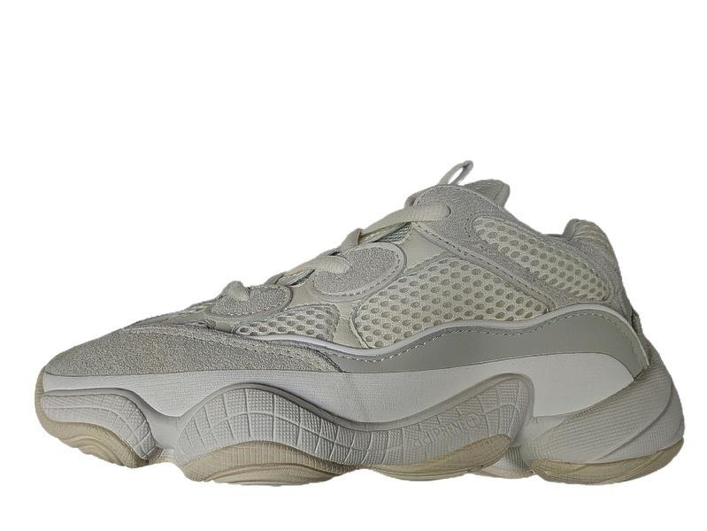 Кроссовки adidas yeezy 500 beige фото в «GetKeds»
