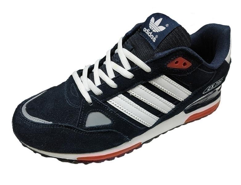 Adidas ZX 750 (Dark/Blue) фото #2 в «GetKeds»
