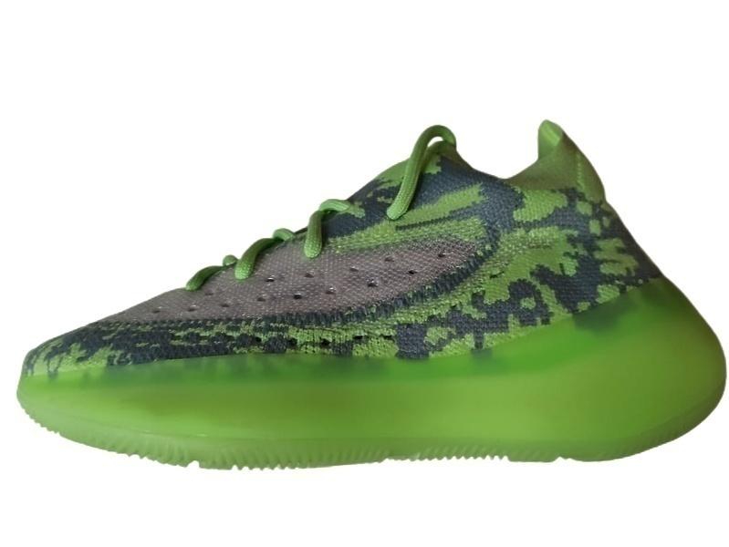 Кроссовки adidas yeezy boost 380 alien green фото в «GetKeds»