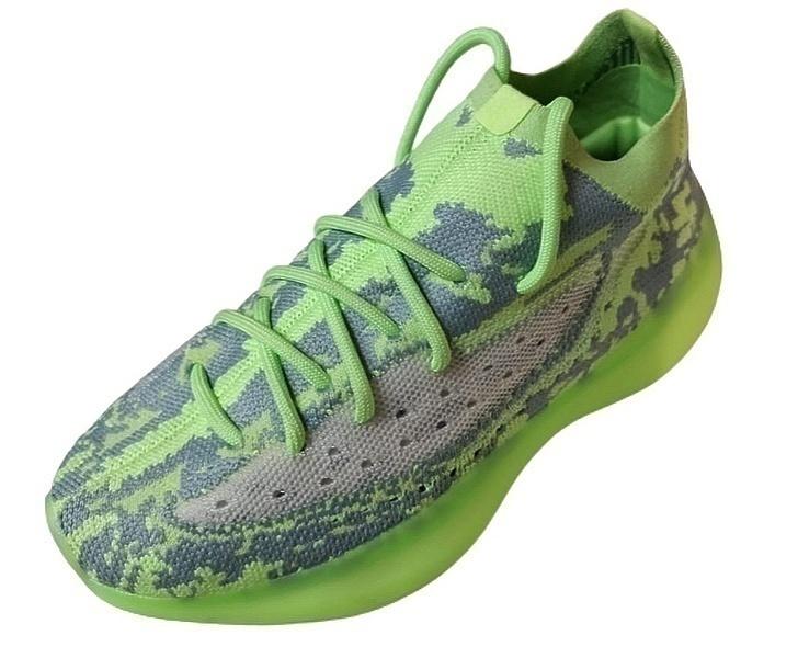 adidas yeezy boost 380 alien green фото #2 в «GetKeds»
