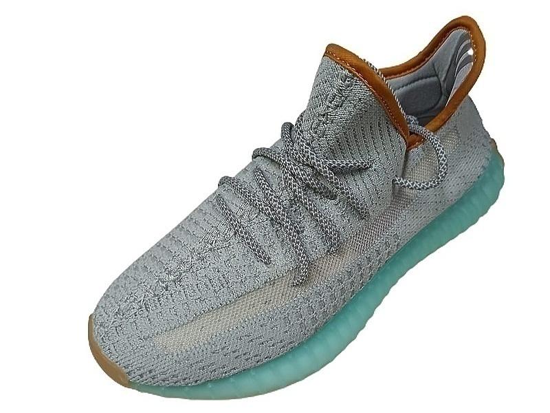 Adidas Yeezy Boost 350 V 2 desert sage  фото #2 в «GetKeds»