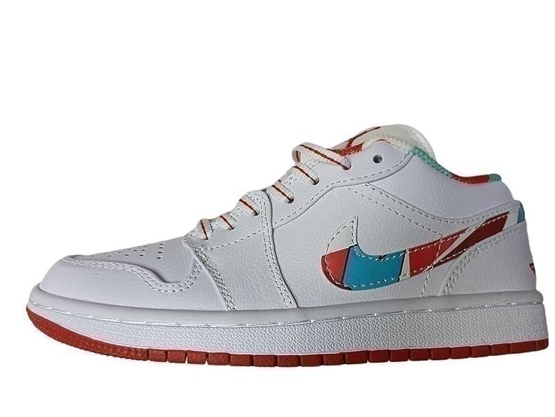 """Кроссовки Air Jordan 1 Low GS """"Topaz Mist"""" фото в «GetKeds»"""