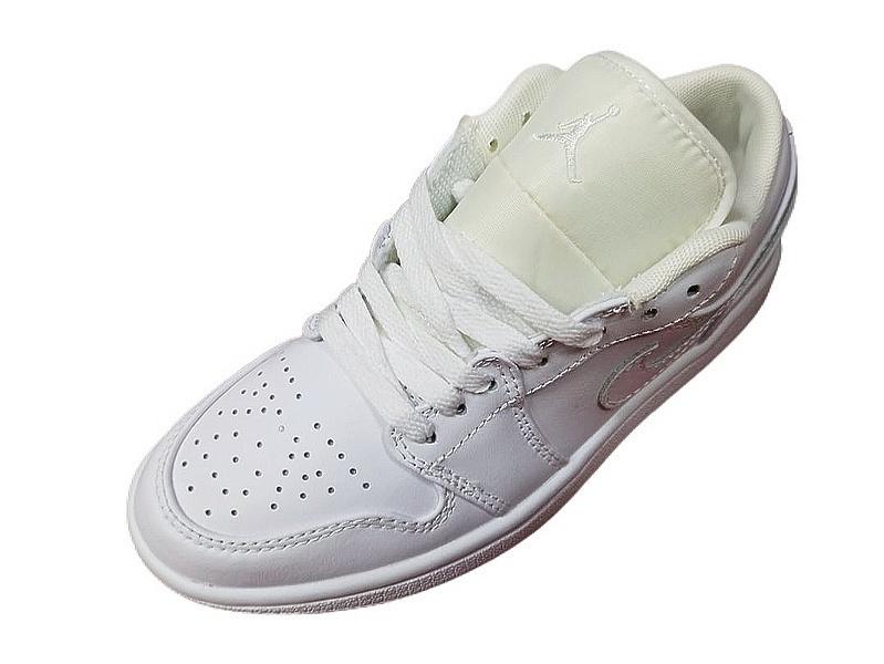 Air Jordan 1 Low GS  white фото #2 в «GetKeds»
