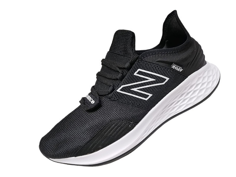 Кроссовки new balance fresh foam black and white фото в «GetKeds»