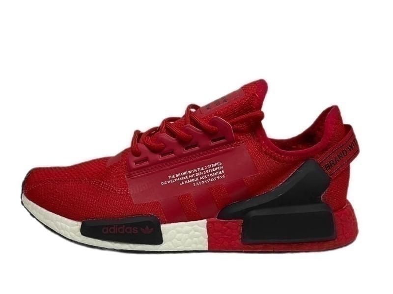 Кроссовки Adidas NMD R1 V2 red  фото в «GetKeds»
