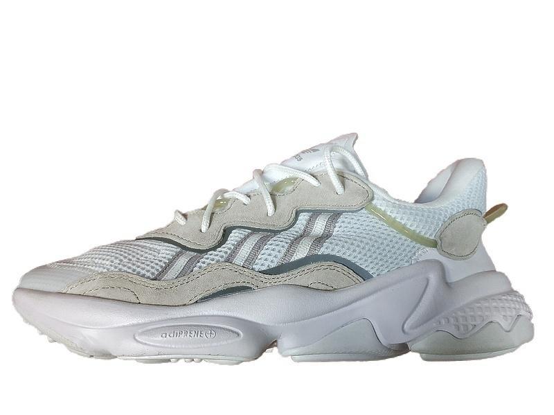 Кроссовки Adidas Ozweego 'X-Model Pack' white with beige  фото в «GetKeds»
